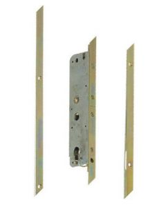 Millenco 95pz Mantis 2 Slave Upvc Door Lock 35mm Backset