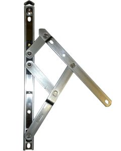Nico 10 Inch Friction Stay Window Hinge 13mm Stack Height
