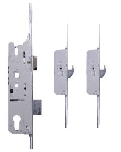 Fuhr Upvc Door Lock 2 Hook 2 Roller Cam 35mm Backset Type 3