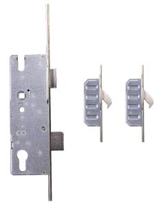 Winkhaus Cobra STV Door Lock 2 Hook 45mm Backset 20mm Radius Faceplate