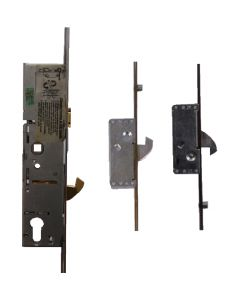 ERA Saracen Surelock  Door Lock 3 Hook 2 Roller 35mm Backset J105