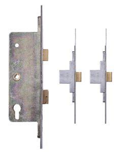 Fullex Door Lock 3 Dead Bolt 55mm Backset 22mm Faceplate