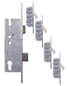 Winkhaus Cobra STV 4 Hook Multipoint Door Lock 45mm Backset 16mm Faceplate