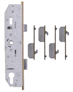 Mila 4 Hook 4 Roller 35mm Backset Multipoint Upvc Door Lock Coldseal Match