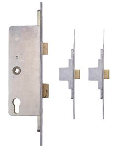 Fullex Door Lock 3 Dead Bolt 55mm Backset 20mm Radius Ends 68pz