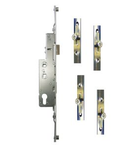 Avocet WMS Multipoint Upvc Door Lock Trivalent 4 Roller 35 Backset