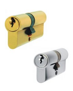 Euro Cylinder Upvc Door Lock Profile Barrel Fits Upvc Timber Locks
