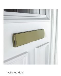 Mila ProStyle Heavy Duty Upvc Timber Letterbox Engineered 6 Colours