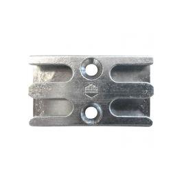 Maco Universal Window Mushroom Upvc Striker Keep Lock Plate