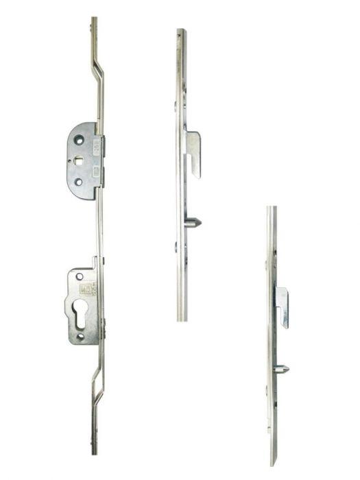 Si Siegenia Portal Cs Inline Sliding Patio Door Lock 2 Hook