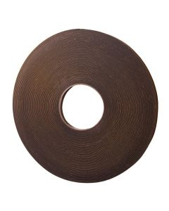 Gardinia Black Double Sided Tape 10 x 2mm 25 Meter Roll