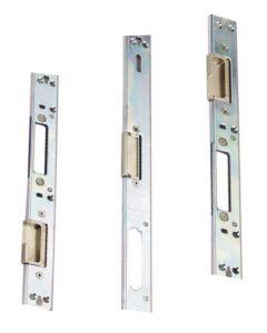 Avocet WMS Upvc Door Lock 2 Hook 2 Roller Full Keep Old Brassy Match