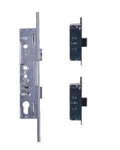 Lockmaster 3 Dead Bolts 35mm Backset MilaMaster Upvc Door Lock