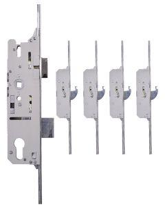 Fuhr 856 Upvc Door Lock 4 Hooks 35mm Backset