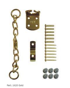 ERA Security Door Chain Upvc or Timber - Gold