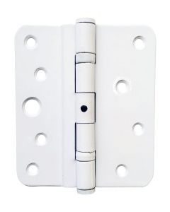 4 Inch 5 Knuckle Timber Upvc Composite Butt Type Door Hinge in White