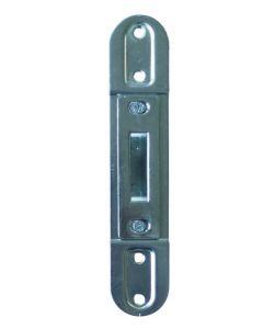 ERA Saracen Composite Timber Door Hook Bolt Keep Striker Plate