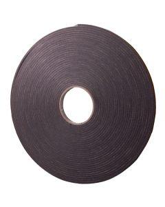 Gardinia Black Double Sided Tape 10 x 4mm 15Mtr Roll