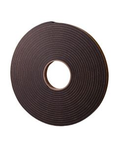 Gardinia Black Double Sided Tape 17 x 6mm 10 Meter Roll