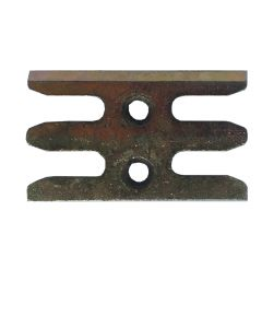 Avocet WKM129T ERK129M Keep Plate Striker Mushroom Upvc Window Lock