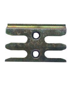 Avocet WKM122T Or ERK122M Keep Plate Striker Mushroom Upvc Window Lock