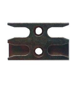 Avocet S107 Keep Plate Striker Mushroom Upvc Window Lock
