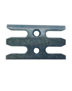 Avocet WKM147T Keep Plate Striker Mushroom Upvc Window Lock
