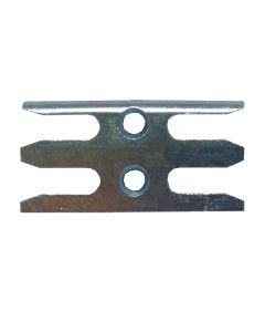 Avocet WKM149T Keep Plate Striker Mushroom Upvc Window Lock