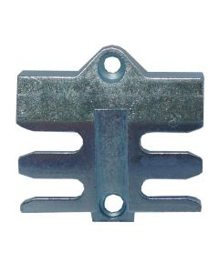 Avocet ERK123M Keep Plate Striker Mushroom Upvc Window Lock