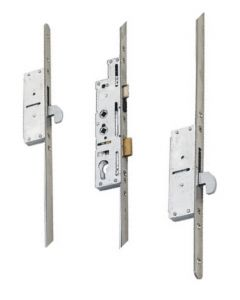 Fullex Crimebeater Door Lock 2 Hook 55mm Backset 20mm Faceplate 92pz