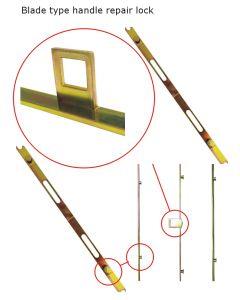 Blade Prong Lug Type Window Lock Rod Aluminium Steel Repair Kit