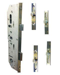 Mila 2 Mushroom 2 Roller Cam Upvc Door Lock 35mm Backset 047132 ML-009