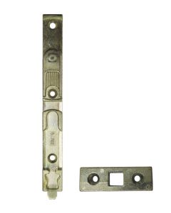 Gu Ferco Finger Operated French Door Shoot Bolt With Frame Keep