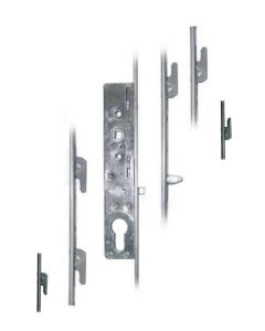Mila Yale Fearless Inline Sliding Patio Door Lock 6 Hooks