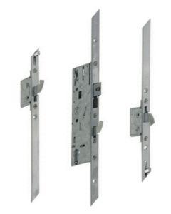Yale YS170 Upvc Door Full Lock 35mm Backset Split Spindle Low Height