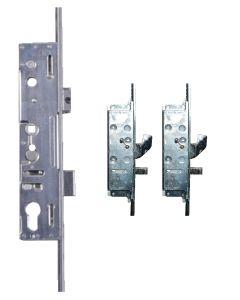 Lockmaster Milamaster 2 Hook 2 Pin Bolt 2 Cam 35mm Backset Door Lock