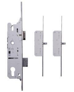 Fuhr 856 Upvc Door Lock 2 Round Pin Bolts 2 Roller 35mm Backset 92pz