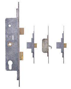Fullex Door Lock 3 Dead Bolt 1 Hook 35mm Backset 16mm Faceplate