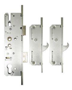KFV Door Lock Multipoint 2 Hook 45mm Backset AS4900