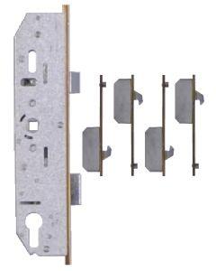 Mila 4 Hook 4 Roller 35mm Backset Multipoint Upvc Door Lock Coldseal Match