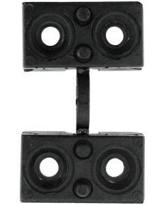 GU Ferco Door Lock Keep Packer With 2 Ends To Suit Keep