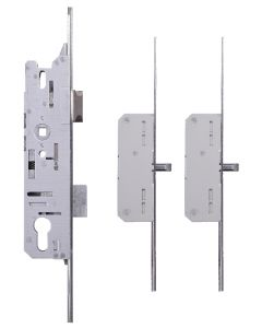 Fuhr 856 Type 8 Upvc Door Lock 2 Pin Bolts 2 Roller 30mm Backset