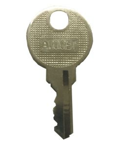 Avocet WMS Falcon Upvc Window Handle Key
