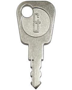 Fab And Fix Connoisseur Upvc Window Handle Key Sensei Range Fit