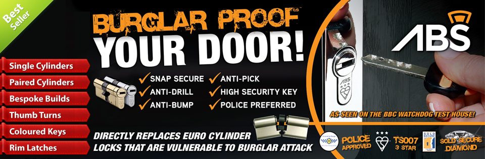 Burglar Proof Your Door with ABS